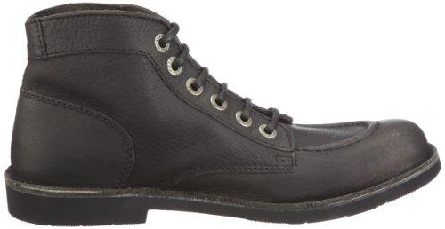 Kickers Kick Stone, Boots homme Noir (8 Noir)