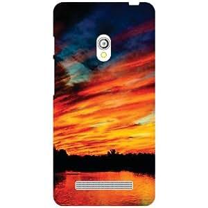 Asus Zenfone 5 A501CG Back Cover - Rainbows Designer Cases