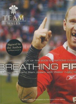 Breathing Fire! por Team Wales
