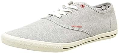 Jack & Jones Jjspider, Sneakers Basses Homme, Gris (Light Grey Melange), 40 EU