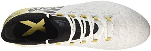adidas Herren X 16.2 Fg Fußball-Trainingsschuhe Varios colores (Blanco (Ftwbla / Negbas / Dormet))