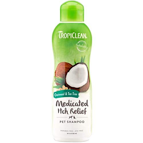 Tropiclean Medizinisches Haferflocken-Shampoo, 592 ml -