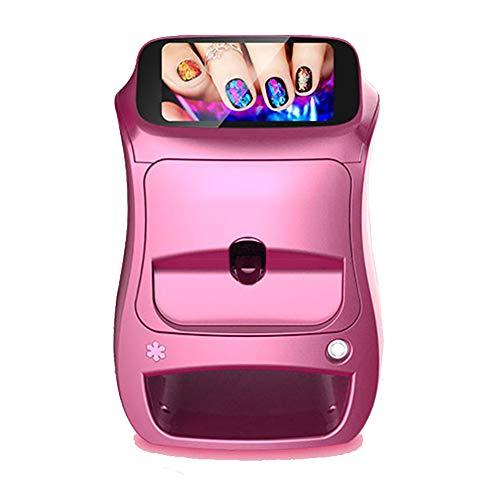 ACCDUER Macchina Nail Printer - Stampante Professionale Nail Art Digital - Supporto WiFi/Fai da Te/USB