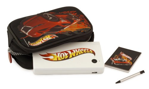 hot-wheels-bag-with-ultra-rage-tires-nintendo-3ds-dsi-ds-lite-ds