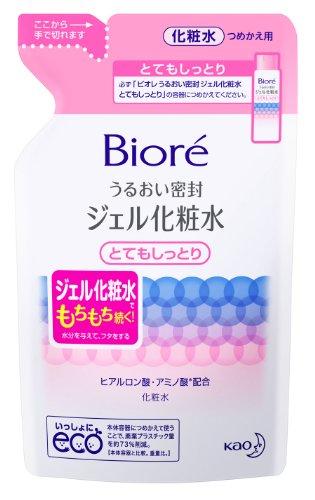 Biore New Skin Lotion Gel 180ml - Moist - Refill