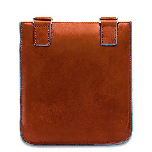Piquadro Blue Square Sac à bandoulière CA1358B2-VE4 Orange