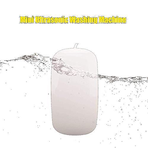 JOYOOO Mini tragbare USB elektrische Ultraschall Waschmaschine, automatische wasserdichte, verwendet für waschen Obst & Gemüse & Business Travel Set