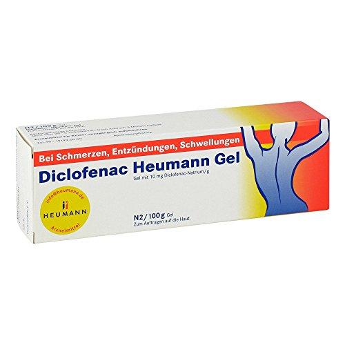 Diclofenac Heumann Gel, 100 g Gel