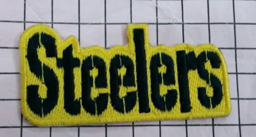 NFL Pittsburgh Steelers Patch (Patch Steelers)