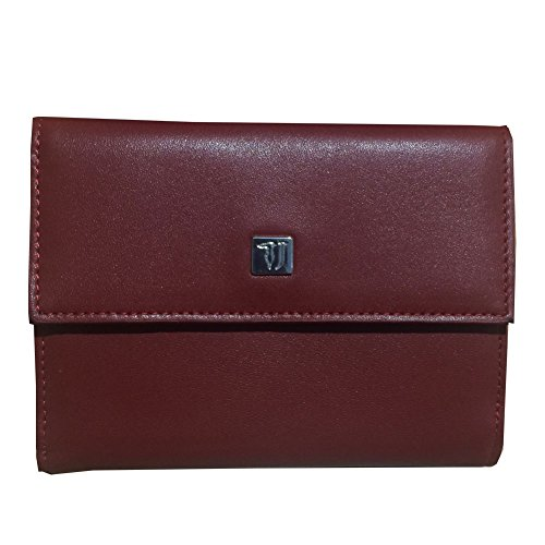 Portafoglio Donna Con Patta   Trussardi Jeans   75W0000790084A17A-Red