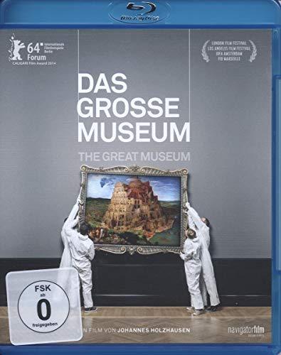 Hid-video (Das große Museum [Blu-ray])