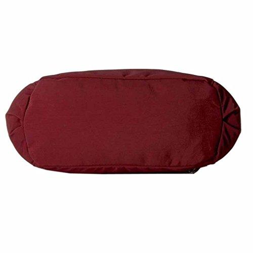 Baggallini Slick Hobo Einkaufstasche Funktionale Tasche Umhängetasche Scarlet