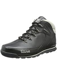 Timberland Euro Hiker_FTC Unisex-Kinder Kurzschaft Stiefel