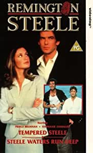 Remington Steele: Tempered Steele/Steele Waters Run Deep [VHS] [1983]