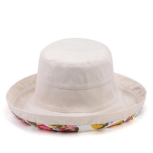 ladies seau chapeau au printemps et en été/ en coton chapeau du pêcheur/Chapeaux de mode/Chapeau de plage pliable/Recto-verso grande corniche Liang Mao C