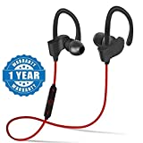 Best Bluetooth Running Headphones - OnePlus 6 Compatible Professional Bluetooth 4.1 Wireless Stereo Review