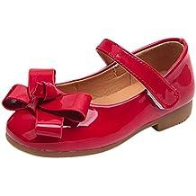 f65a9607b7bf30 Kinder Ballerinas   LMMVP  Babyschuhe Kinderschuhe Sommer Schuhe Mädchen  Lackschuhe Sandalen Flower Prinzessin