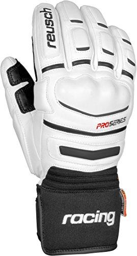 Reusch Herren World Champ Handschuhe, White/Black, 8