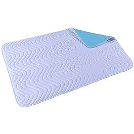 FoVo Baby Älter Erwachsene Inkontinenzunterlage Waschbare Inkontinenz Auflage Super Saugfähige Betteinlage (140*90CM)