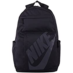 Nike Elemental Black Unisex 25L Backpack (BA5381-010)