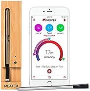 MEATER | Termometro Bluetooth Fino a 10 Metri a Sonda Senza Fili Per Forno, Grigliate, Barbecue. App in Italia