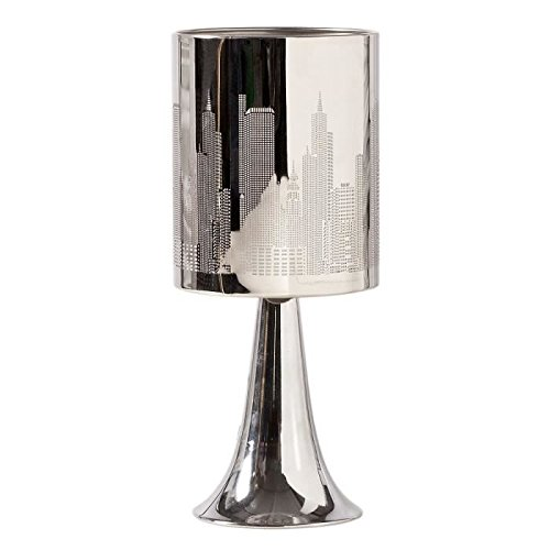 NEW YORK lampe touch, diam 14 x H30