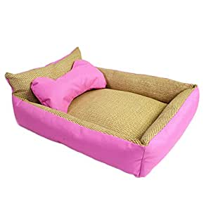 panier corbeille pas cher pour chien lit animaux coussin. Black Bedroom Furniture Sets. Home Design Ideas