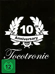 Tocotronic - 10th Anniversary  (+ CD) [2 DVDs]