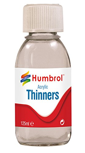Humbrol 125 ml Acrylic Thinners
