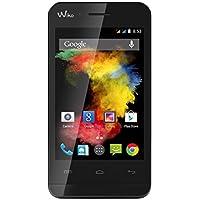 """Wiko GOA - Smartphone libre Android (pantalla 3.5"""", cámara 2 Mp, 4 GB, Dual-Core 1 GHz, 512 MB RAM), blanco"""