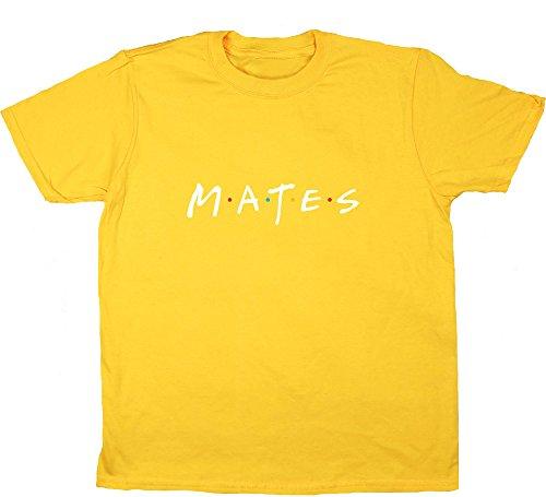 HippoWarehouse Mädchen T-Shirt Gr. 3-4 Jahre, gänseblümchen (Mädchen 4 T-shirt Hot U)