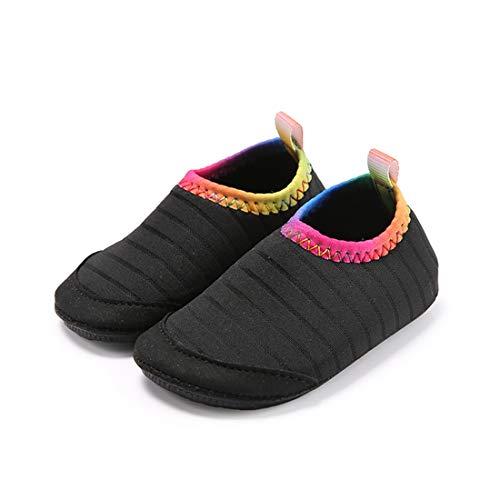 Laiwodun Zapatos de Agua niño Bebe Zapatos de Natación Descalzo Aqua Calcetines...