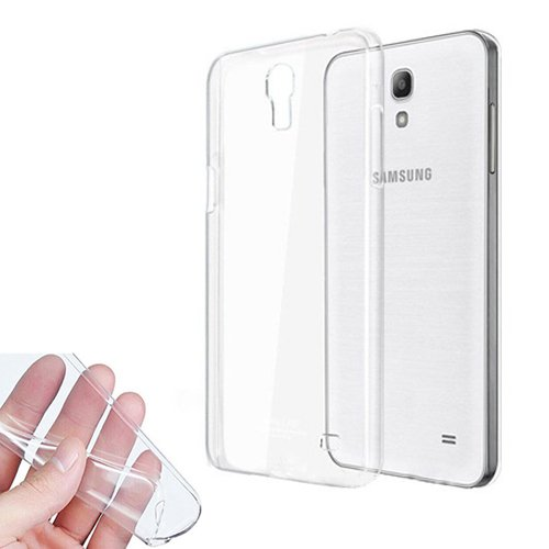 Donkeyphone - FUNDA GEL TRANSPARENTE PARA SAMSUNG GALAXY S4 i9500 i9505 i9515 SILICONA ULTRA THIN - ULTRA FINA 0,33 mm
