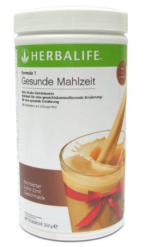 Herbalife Formula 1 Shake Austria, 550g Apfel-Zimt Gesunde Mahlzeit