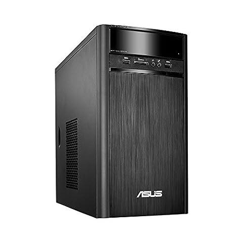Asus VivoPC k31clg ‐ it001t 2GHz i3–5005U Tour Noir PC–Ordinateur de bureau (2GHz, Intel Core i3–5x xx, i3–5005U, bga1168, 3MB, Smart Cache)