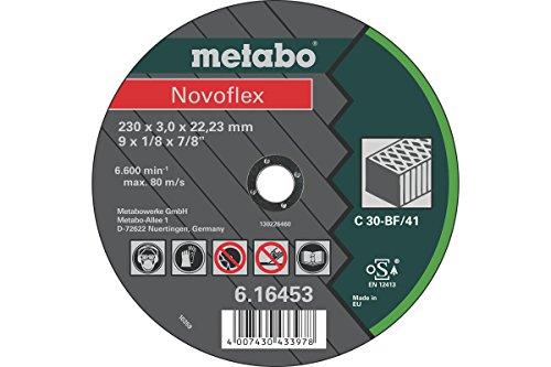 Preisvergleich Produktbild Metabo Novoflex Stein, 230X3,0X22,2, 616453000