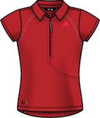 Adidas Shirt W ED Polo Shirt Damen. Outdoor Fitness Sport. Mit COCONA. Extrem leicht von Adidas - Outdoor Shop