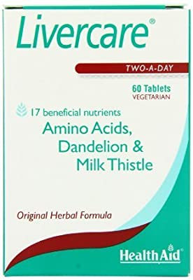 Livercare (60 tablet) - x 2 *Twin DEAL Pack*
