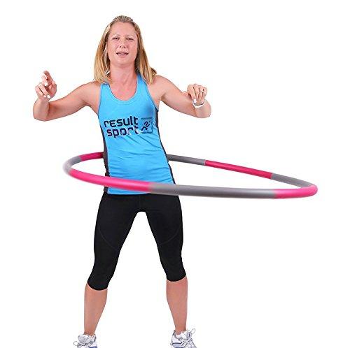 Resultsportâ® Level 1 – Fitness Hula Hoops