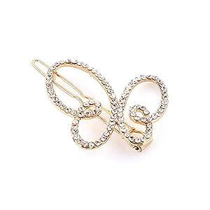 Sangni Stilvoller süßer Diamantbesetzter Bogen