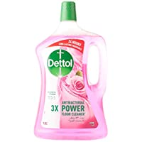 Dettol Rose Antibacterial Power Floor Cleaner 1.8L