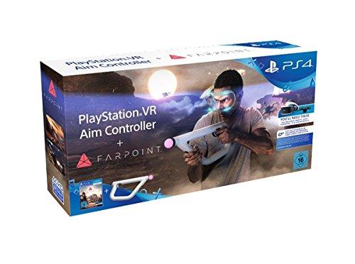 Farpoint VR + PS VR-Ziel-Controller [PSVR]