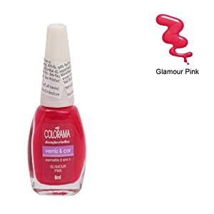 Maybelline Colorama Renovation Nail Enamel, Glamour Pink
