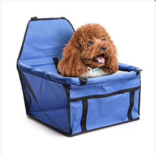 FDGT Oxford Waterproof Pet Dog Carrier Pad Safe Carry House Folding Cat Puppy Bag Dog Car Seat Dog Seat Bag Basket Pet Products -