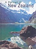 Front cover for the book A Portrait of New Zealand by Robin Smith