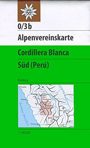 Price comparison product image Cordillera Blanca Sd 03b Peru