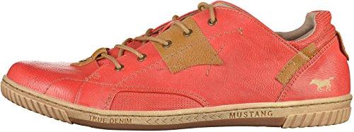 Mustang 1273-301 Femmes Baskets Rouge
