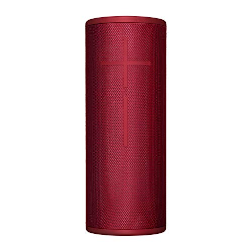 Ultimate Ears MEGABOOM 3 Altavoz inalámbrico Bluetooth - Rojo