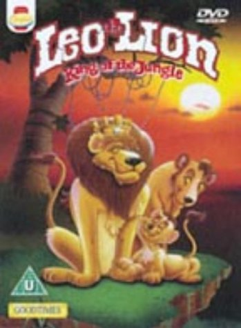 leo-the-lion-king-of-the-jungle-dvd