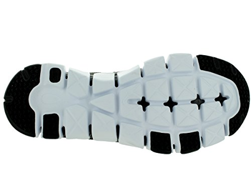 Nike - Nike Flex Show Tr 3 Scarpe Sportive Uomo Nere Pelle Tela 684701 black-university red-white (684701-012)